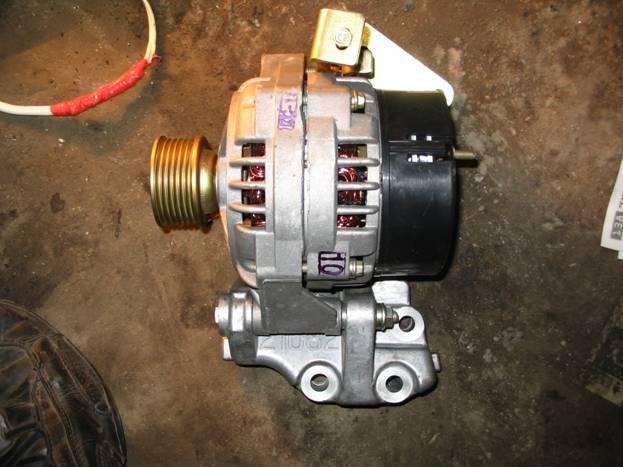 Схема подключения автомобильного генератора фото 174